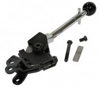 SHIFTER ASSEMBLY-4 SPEED-WITH KNOB-77-81 (#E9820)