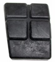 PAD-CLUTCH PEDAL-MANUAL 6 SPEED-90-96 (#E9805) 3A43