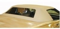 CONVERTIBLE TOP KIT-VINYL-ORIGINAL DESIGN-86-93 (#E9470)