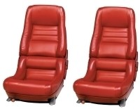 COVER-SEAT-LEATHER-VINYL-2 INCH BOLSTER-78 PACE-79-82 (#E7081)
