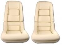 FOAM-SEAT-78 PACE CAR-79-82 ALL-2 INCH-4 PIECE SET (#E7054)