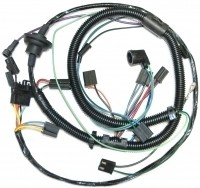 HARNESS-WIRE-AIR CONDITIONING HEATER-78 (#74597)