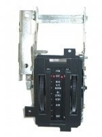 CONTROL ASSEMBLY-HEATER WITH AIR CONDITIONING-72-76(#E10927)