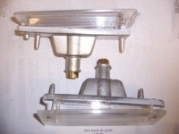 LAMP ASSEMBLY-BACK UP-PAIR-67 (#E3481)