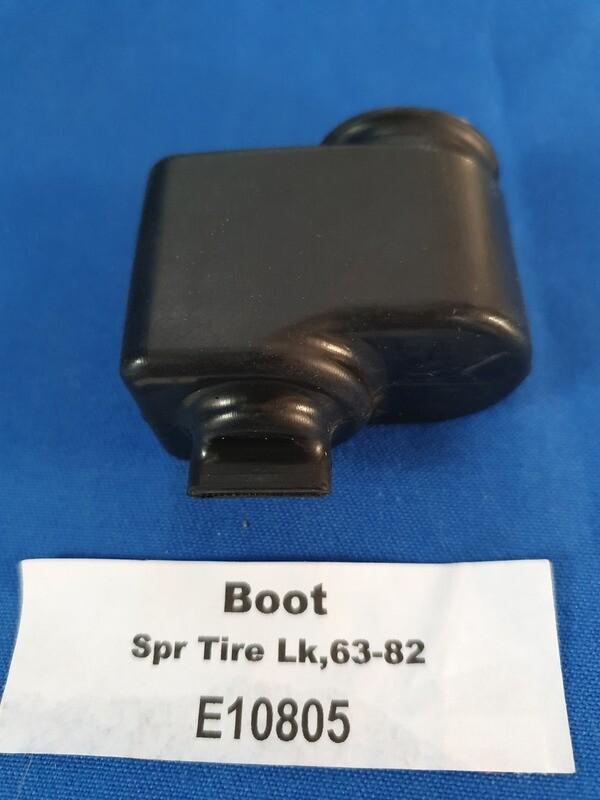 BOOT-SPARE TIRE LOCK-63L-82 (#E10805)  5D4