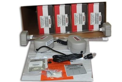 Totaline® Dual Lamp Germicidal UV Light 115V