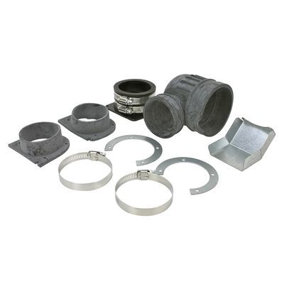 KGADC0101BVC - Through the Cabinet Vent Kit