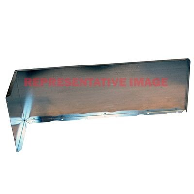 CRFLUEDS001A00 - Flue Discharge Deflector (3 - 12.5 tons Units)