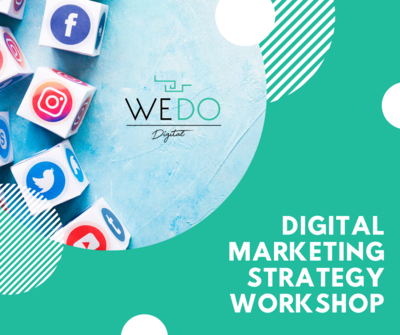 The Ultimate Digital Marketing Strategy Workshop