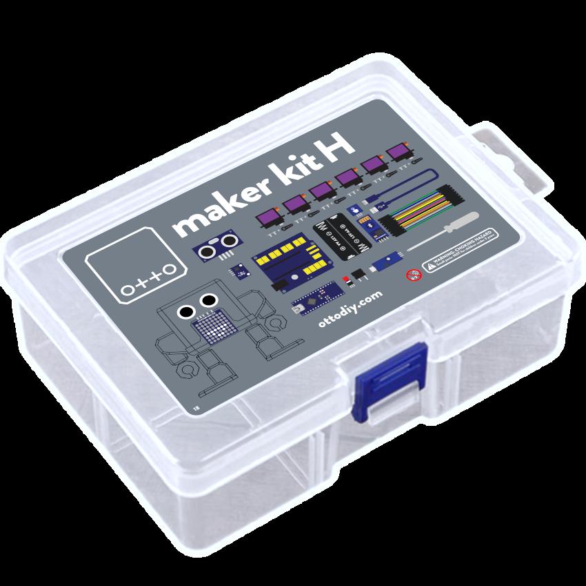 Otto DIY maker kit Humanoid