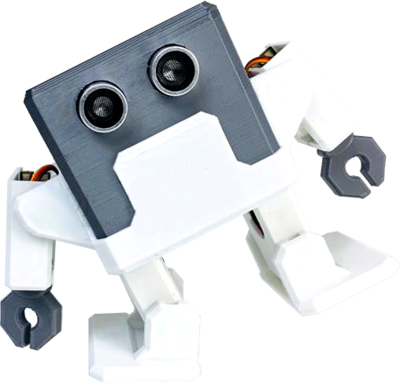 Otto DIY builder kit Humanoid