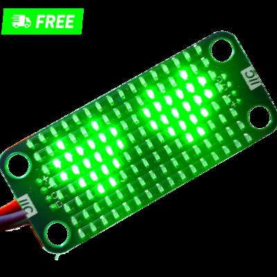 LED 16x8 ultra bright matrix