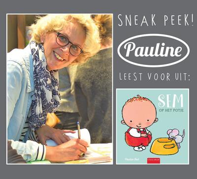 Pauline leest: Sem op het potje