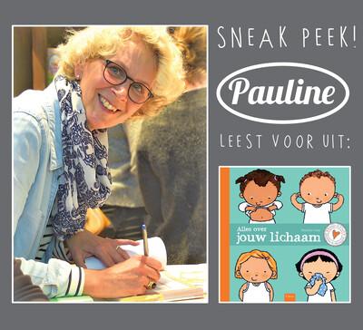 Pauline leest: Alles over jouw lichaam