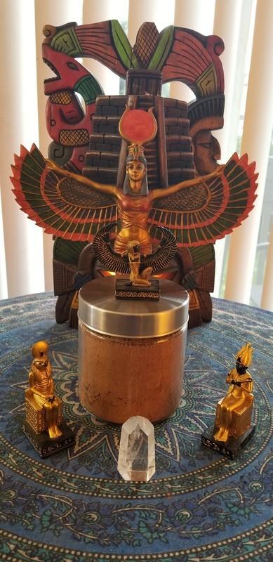 333 Grams Large Glass Jar Elixir Chocolate Manna + $15 Shipping