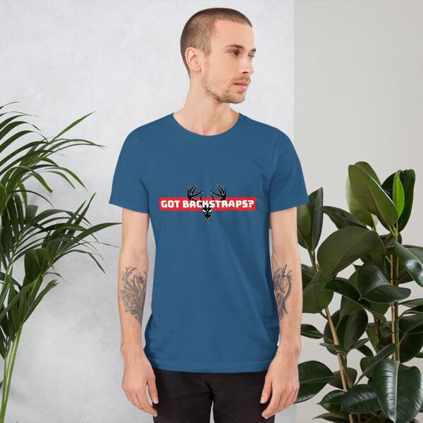 Backstraps Short-Sleeve Unisex T-Shirt