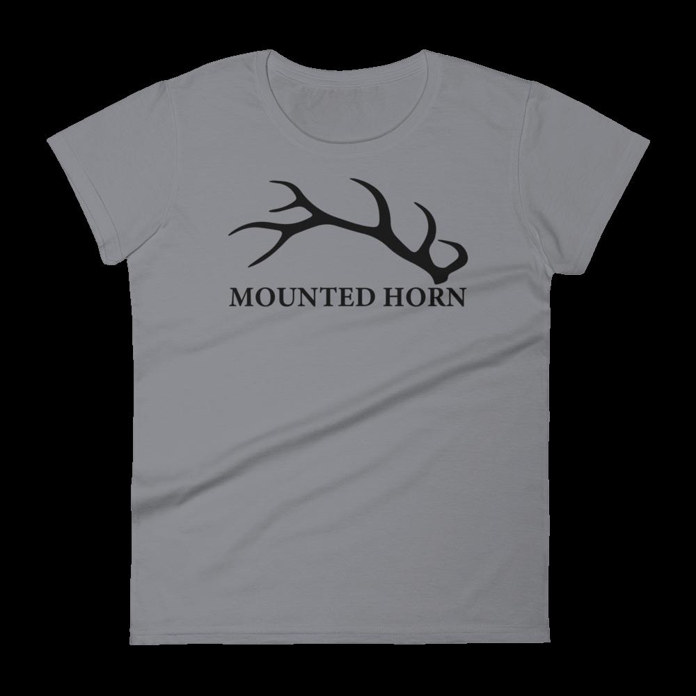 Elk Antler Women's short sleeve t-shirt