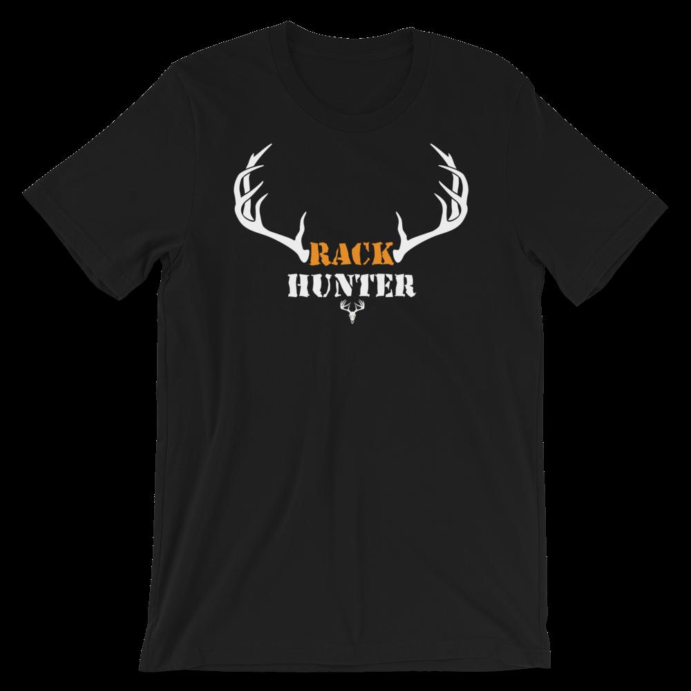 Rack Hunter Short-Sleeve Unisex T-Shirt