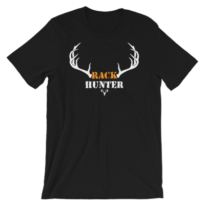 Rack Hunter Short-Sleeve Unisex T-Shirt