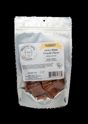 Teriyaki Turkey Jerky