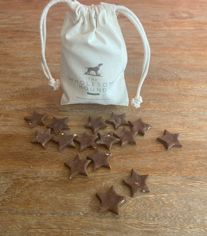 Snacking Gift Bag - Carob & Peanut Butter mini's