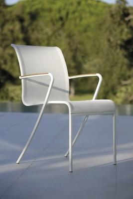 QT КьюТи мебель из алюминия Royal Botania Бельгия