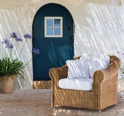 BRUMAS Брумас плетеная мебель из искусственного ротанга Point Испания