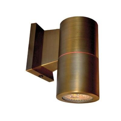 UDL-01-5 Fontana Уличный настенный светильник из латуни ABR Lighting США