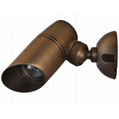 DL-01 Provost Уличный настенный светильник из латуни ABR Lighting США