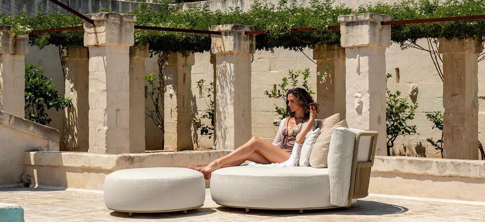 Scacco Скакко мебель для террасы и бассейна Talenti Италия
