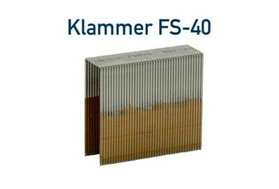 Heftklammer Tjep FS-40