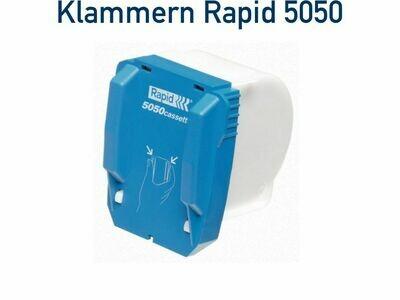 Heftklammern-Kassette Rapid 5050