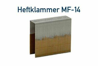 Heftklammer MF-14