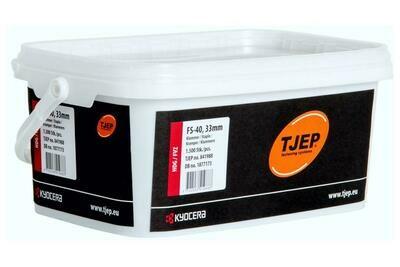 1.500 Klammer Tjep FS-40/33