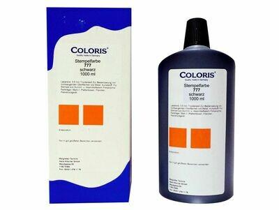 Coloris Stempelfarbe 777 - 1000 ml