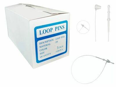 Sicherheitsfäden - Verschlussfäden C-Loop - 75 mm