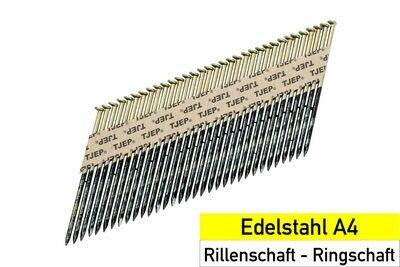 810 Streifennägel 31x98 Edelstahl rostfrei Rundkopf