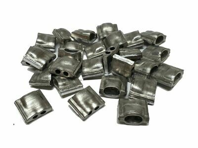 Aluminiumplomben 12x12 mm