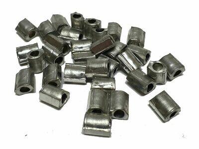 Aluminiumplomben 5x6 mm