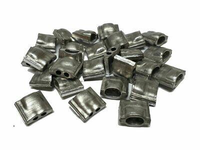Aluminiumplomben 6x7 mm
