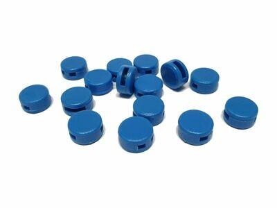 Kunststoffplomben 9 mm