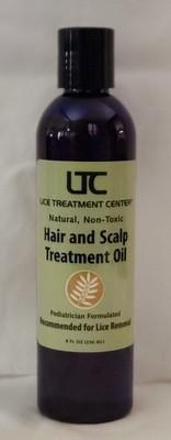 Hair and Scalp Treatment Oil (8 oz)