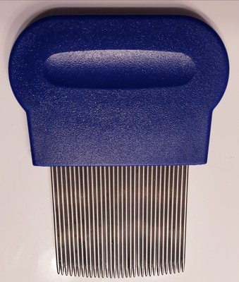 Professional Nit-Removal Comb