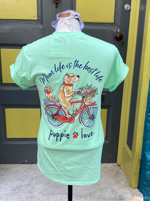 Puppy Love Mother's Day Bike