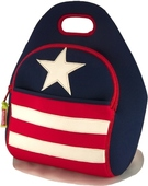 Stars and Stripes Lunch Bag Lunch Bag (STLB2)