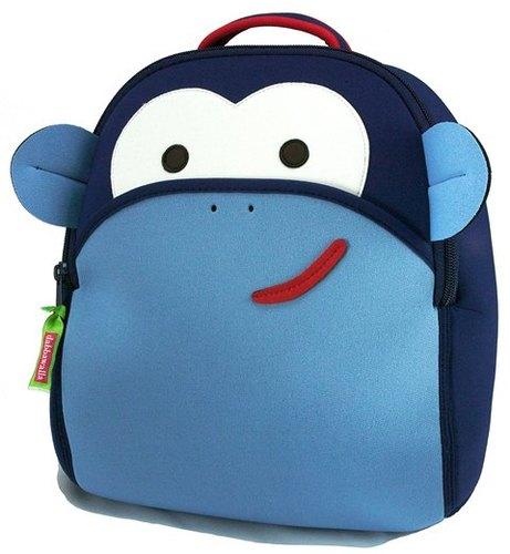 Blue Monkey Backpack