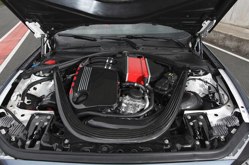 BMW S55 eTune (F8x M3 / M4 / M2Comp) S55
