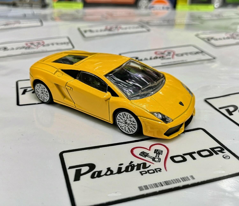 1:43 Lamborghini Gallardo LP560-4 2008 Amarillo Rastar Display / a Granel