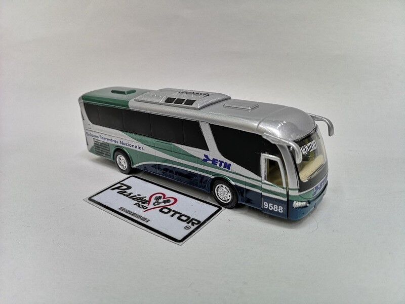 1:68 Scania Irizar Pb Autobus Enlaces Terrestres Nacionales ETN Kinsfun 1:64