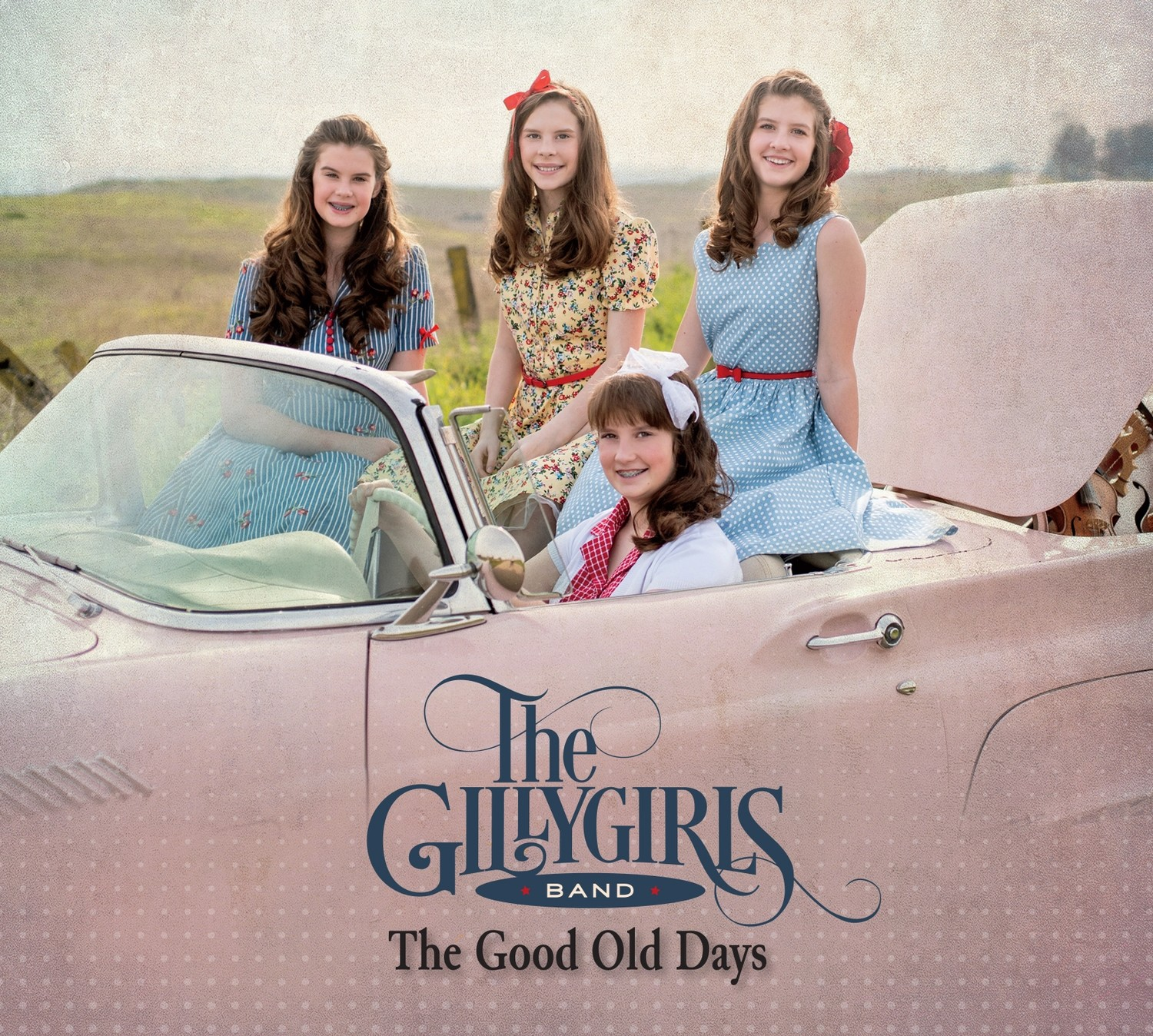 The Good Old Days CD